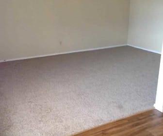 Living Room, Phoenix Village Apartments