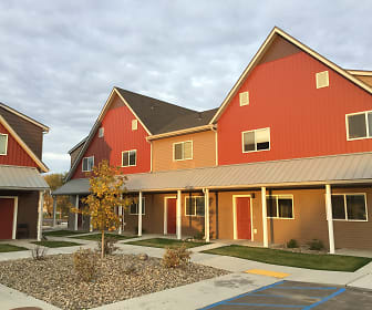 Building, Birches Townhomes