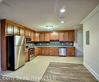 Kitchen, One 11 Liberty Street