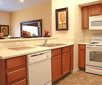 Kitchen, Liberty Commons