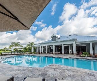 Pool, The Retreat at Bermuda Lake by Cortland