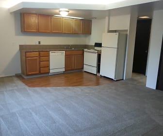 Greentree & Park Hill Apartments, Rainier View, Seattle, WA