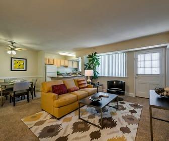 Living Room, Gateway Gardens