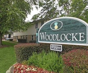 Community Signage, Woodlocke