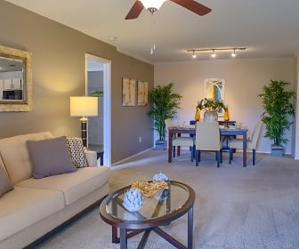 Open Concept Living, Kings Mill