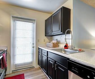 Kitchen, The Richfield Apartments