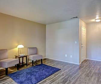 Living Room, Summerview Apartments