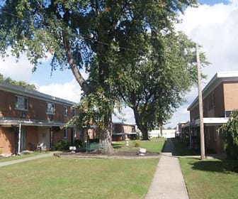 Cedarwood Apartments, Edison Elementary School, Willoughby, OH