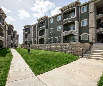 Building, Oakview Apartments