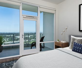 Bedroom, Vantage Pointe