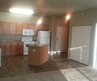 Kitchen, WillowBrooke Lodge Apartments