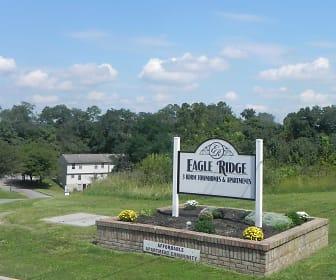Community Signage, Eagle Ridge Townhomes & Apartments