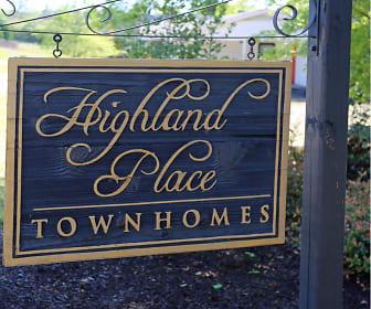 Highland Place, Highland Park, Augusta, GA