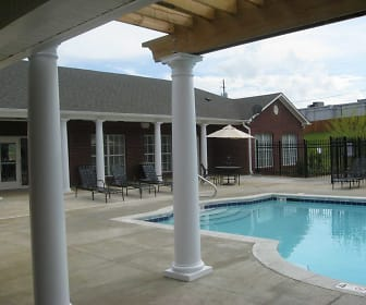 Pool, Tyler Ridge Apartments