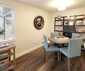 Dining Room, Starboard Apartments