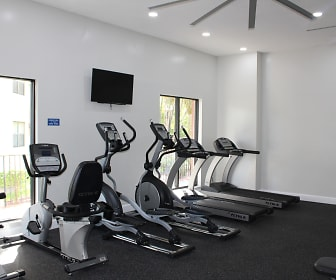 Fitness Weight Room, Royalton On The Green