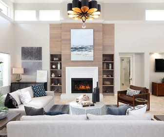 Living Room, One Pearl Place