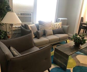 439 Selden Apartments, Brush Park, Detroit, MI