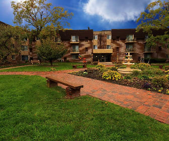 Fountain Gardens, Winchester Park, Philadelphia, PA
