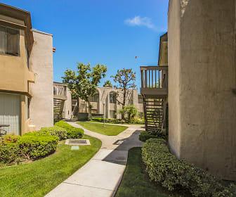 Brookside Apartments, UEI College, CA