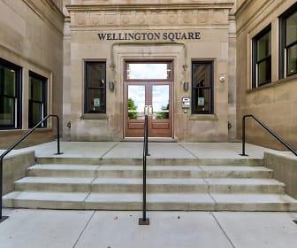 Wellington Square Senior Apartments, Detroit, MI