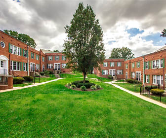 Skyland Apartments, Stanton Elementary School, Washington, DC