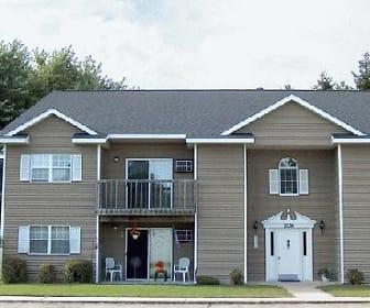 Building, Porter Place Apartments