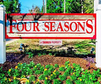 Four Seasons, ER Dickson Elementary School, Mobile, AL