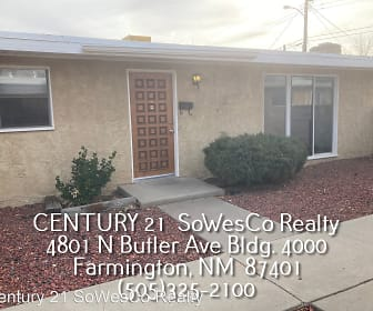 2303 Nathan Ave Unit B, Hermosa Middle School, Farmington, NM