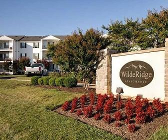 Building, Wilderidge Apartments