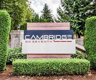 Cambridge Apartments, Puyallup, WA