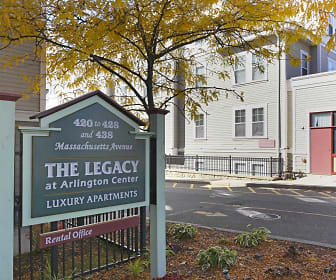 The Legacy At Arlington Center, Elizabeth Grady School of Esthetics, MA