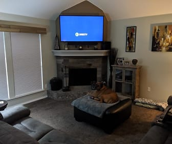 Living Room, 3602 N IRONWOOD PL