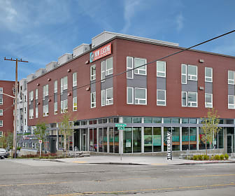 Building, Slate Apartments & Lofts