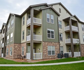 Sierra Ridge Apartment Homes, Dickinson State University, ND