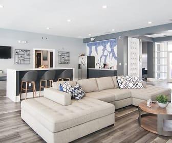 Living Room, The Venetian Student Living