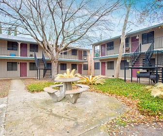 Roselawn, Palo Alto College, TX