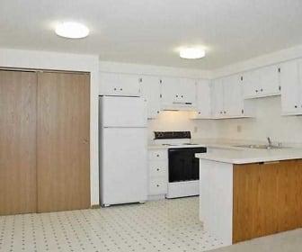 Kitchen, Tower Village Apartments