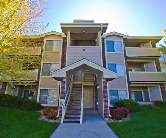 Ute Creek Apartments, Longmont High School, Longmont, CO