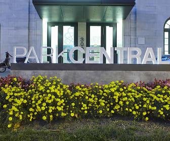 Building Exterior, Park Central