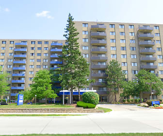 Carlyle Tower Apts., Carlyle Tower Apartment Homes