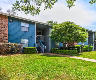 La Jolla Terrace, Arlington Baptist College, TX