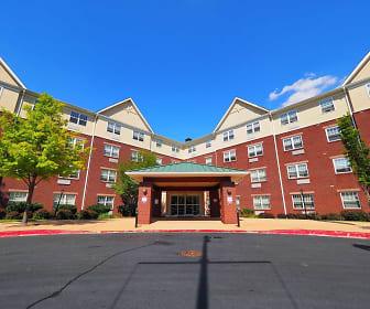 Building, Fairspring Senior Apartments
