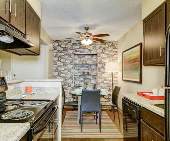 Kitchen, Advenir at Cherry Creek South
