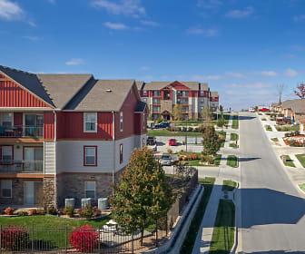 View, Turtle Creek Apartments