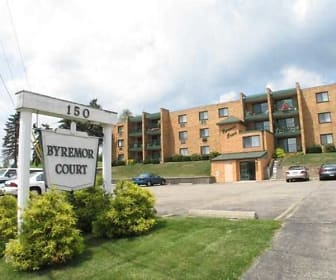 Byre Mor Court Apartments, Slippery Rock, PA