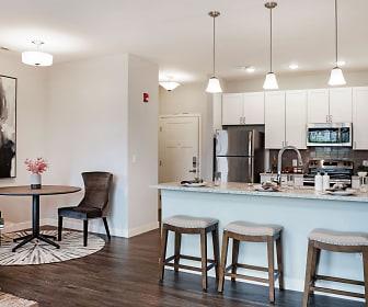 Kitchen, Satori Flats