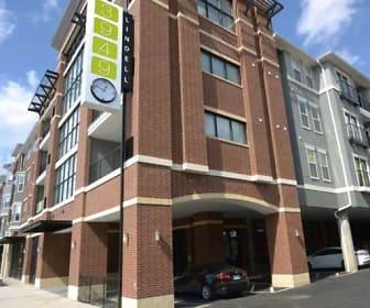3949 Apartments, Central West End Historic District, Saint Louis, MO