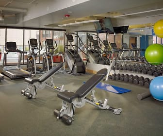 Fitness Weight Room, Georgia Heights