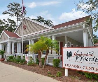 Jamestown Woods Apartments, Live Oak Plantation, Tallahassee, FL